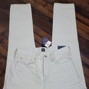NWT GAP Mens Easy Fit Jeans